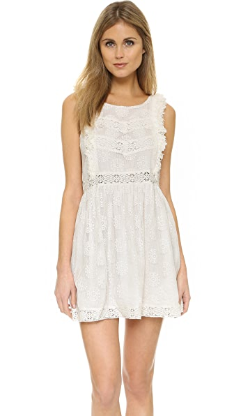 MINKPINK Wild Traveler Lace Dress