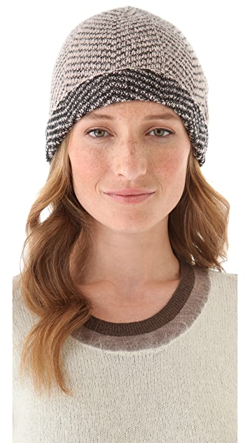 Missoni Chevron Knit Cap