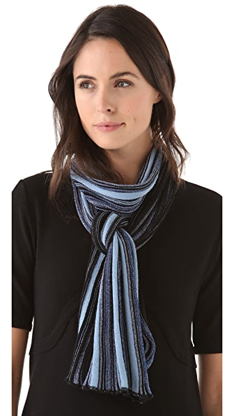 Missoni Stripe Scarf