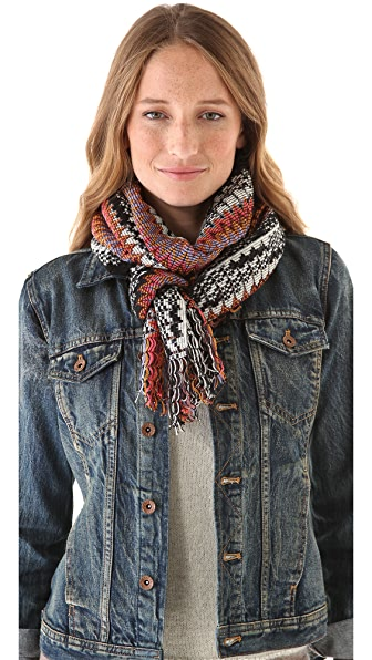 Missoni Mini Zigzag Scarf