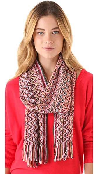 Missoni Mini Wave Scarf