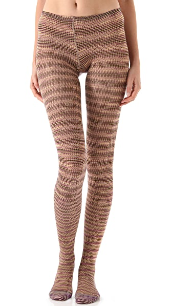 Missoni Printed Tights