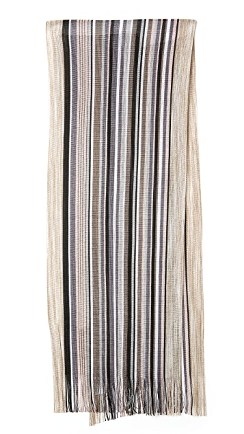 Missoni Vertical Stripe Scarf