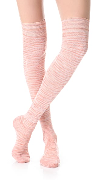 Missoni Thigh High Socks