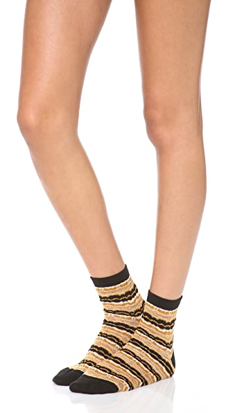 Missoni Stripe Socks