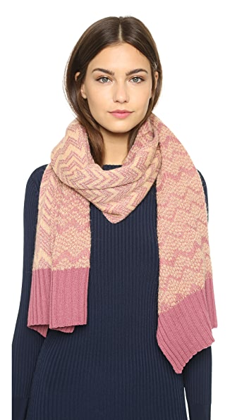 Missoni Knit Scarf