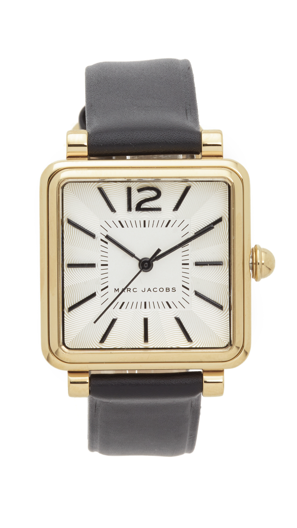 Marc Jacobs Vic Watch - Gold/Black