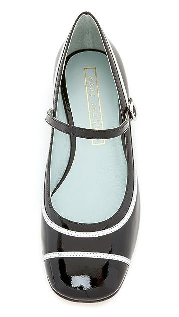 Marc Jacobs Poppy Mary Jane Ballerina Flats