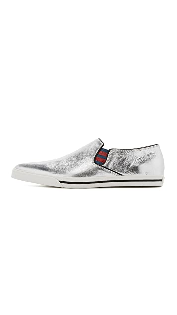 Marc Jacobs Delancey Slip On Sneakers