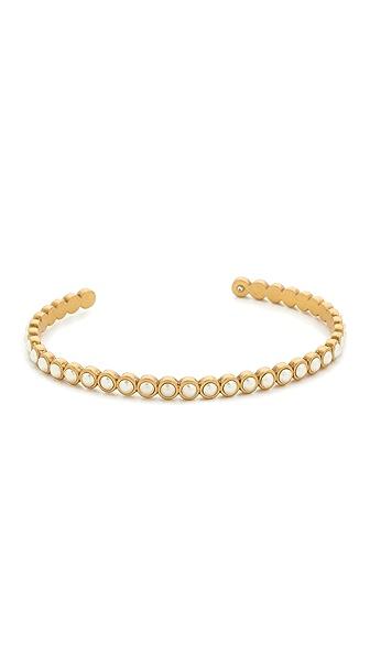 Marc Jacobs Cabochon Dots Delicate Bracelet