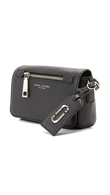 Marc Jacobs Gotham City Cross Body Bag