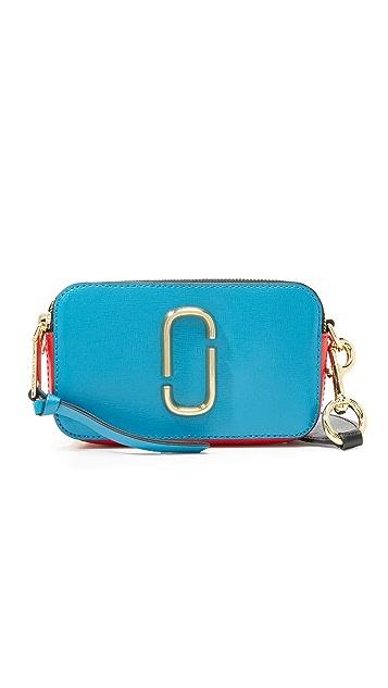 Marc Jacobs Snapshot Colorblock Camera Bag