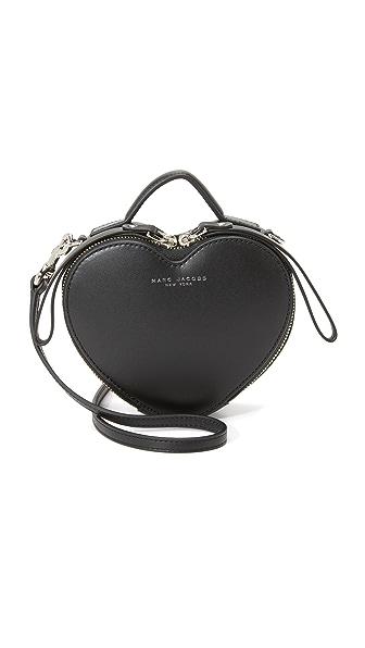 Marc Jacobs Heart Cross Body Bag