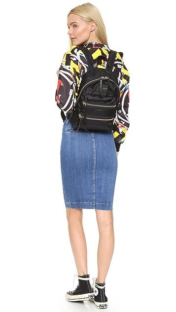 Marc Jacobs Mini Nylon Biker Backpack