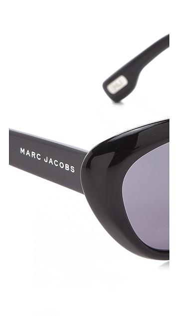 Marc Jacobs Sunglasses Cat Eye Sunglasses