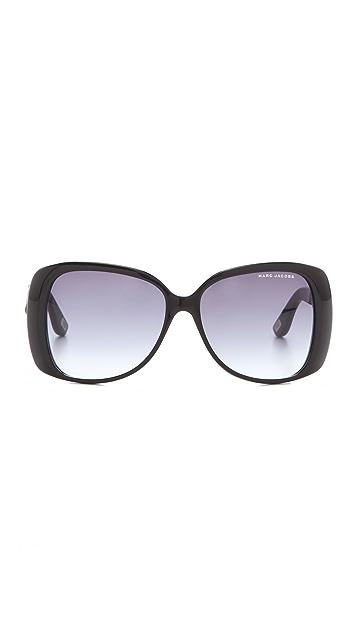 Marc Jacobs Sunglasses Bow Detail Sunglasses