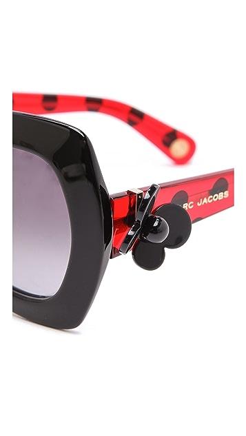 Marc Jacobs Sunglasses Polka Dot Sunglasses