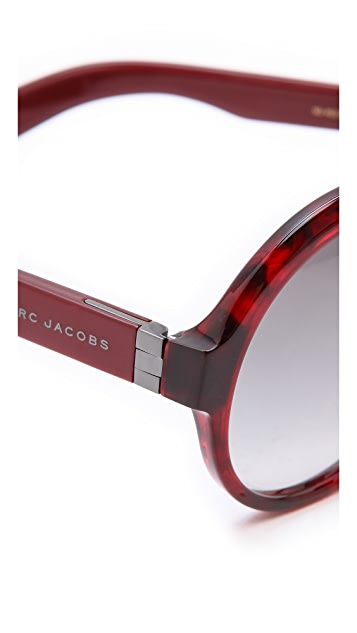 Marc Jacobs Sunglasses Oversized Glam Sunglasses