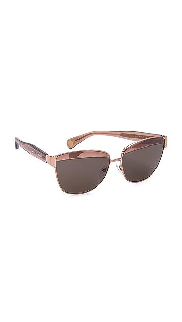 Marc Jacobs Sunglasses Oversized Sunglasses