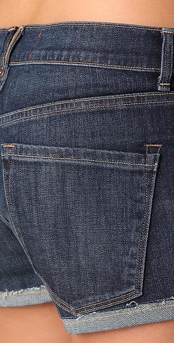 Marc by Marc Jacobs Standard Supply Boyfriend Denim Shorts