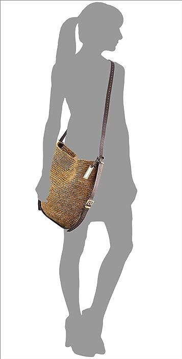 Michael Kors Collection Santorini Large Cross Body Bag
