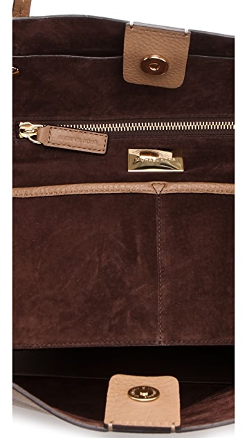 Michael Kors Collection Gia EW Pocket Tote