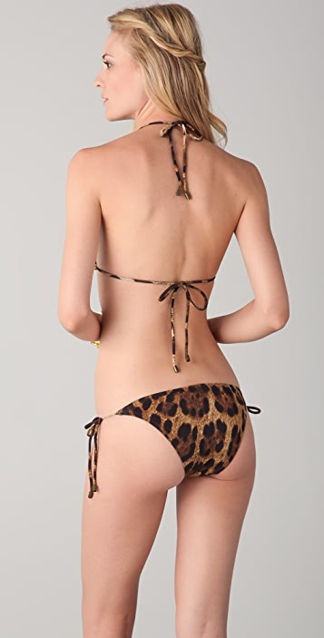 Michael Kors Collection Singita Leopard Bikini