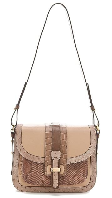 Michael Kors Collection Gia Saddle Bag
