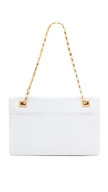 Michael Kors Collection Gia Shoulder Flap