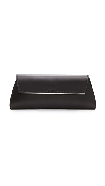 Michael Kors Collection Taylor Elongated Clutch