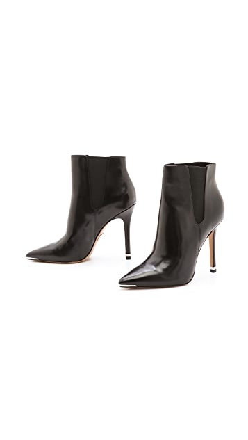 Michael Kors Collection Andie Point Toe Booties