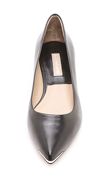 Michael Kors Collection Jillian Flats