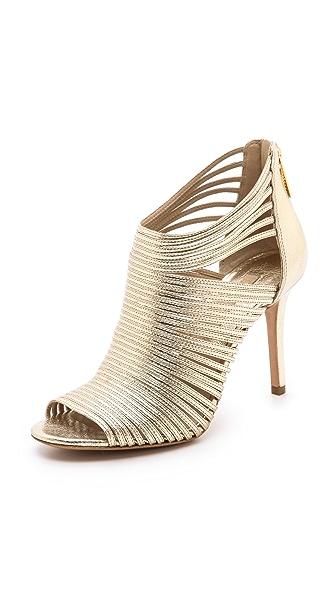 Michael Kors Collection Maxi Metallic Sandals