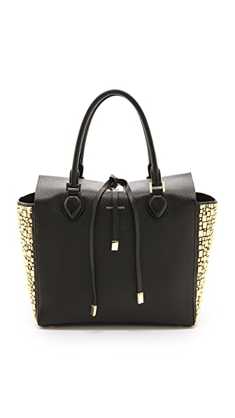 Michael Kors Collection Miranda Large Multi Studded Tote