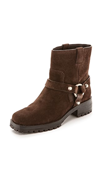 Michael Kors Collection Macey Flat Short Boots