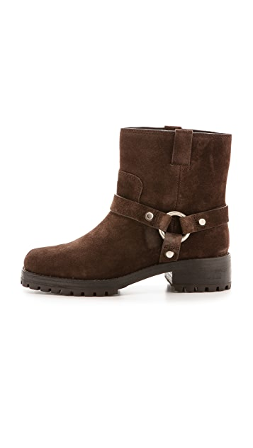 Michael Kors Collection Macey Flat Short Boots