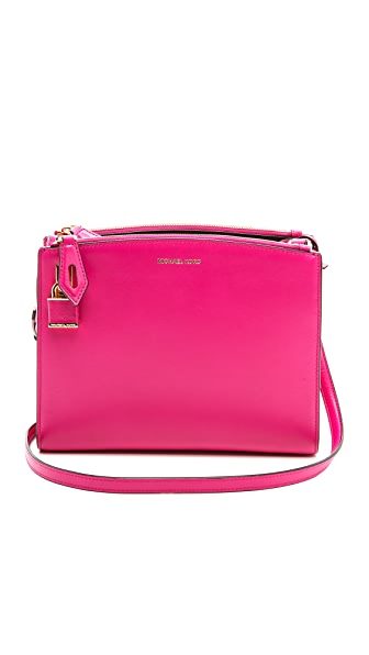 Michael Kors Collection Casey Small Crossbody Bag