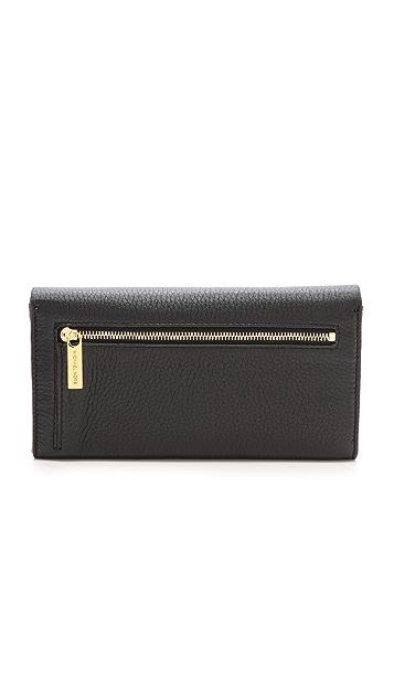 Michael Kors Collection Miranda Continental Wallet