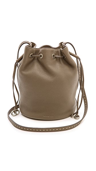 Michael Kors Collection Julie Small Drawstring Crossbody Bag