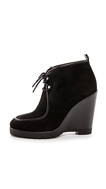 Michael Kors Collection Beth Wedge Booties