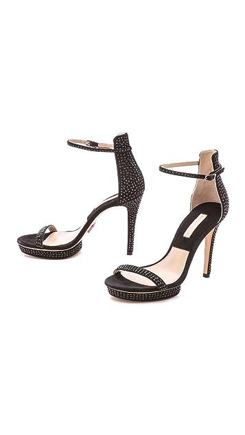 Michael Kors Collection Doris Platform Sandals