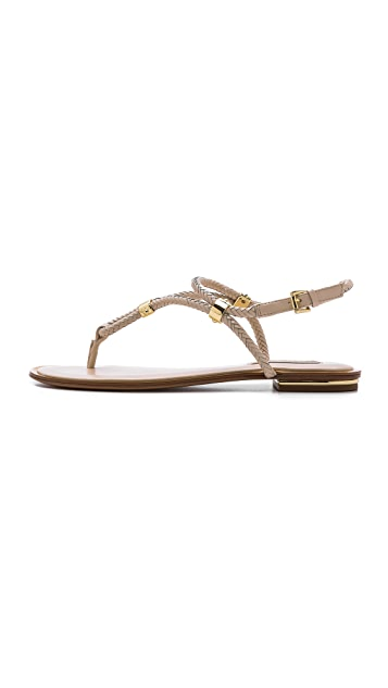 Michael Kors Collection Hartley Flat Sandals