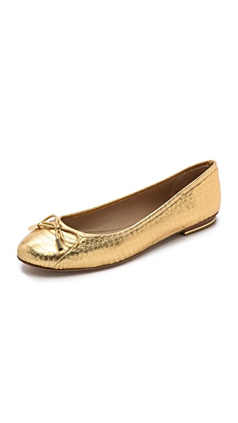 Michael Kors Collection Odette Ballet Flats