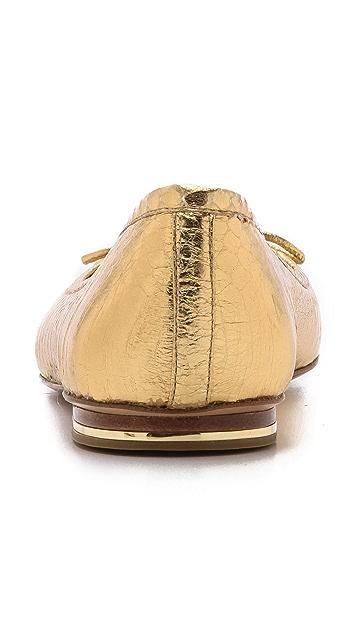 Michael Kors Collection Odette Ballet Flats