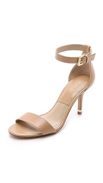 Michael Kors Collection Suri Single Band Sandals