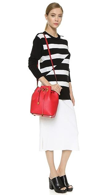 Michael Kors Collection Miranda Medium Drawstring Bag