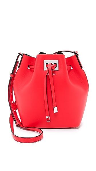 Michael Kors Collection Miranda Bucket Bag