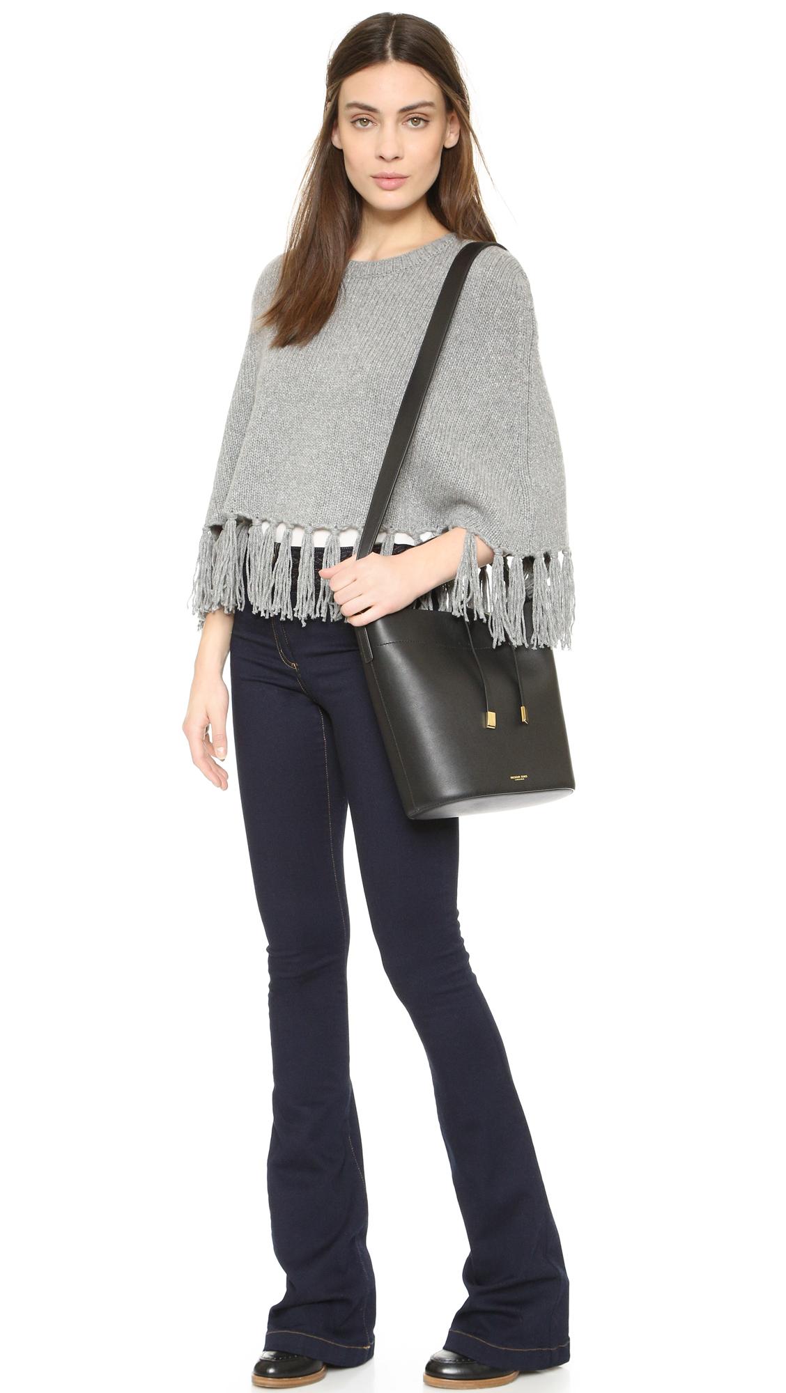 3116d633b430 Michael Kors Collection Miranda Medium Shoulder Bag   SHOPBOP
