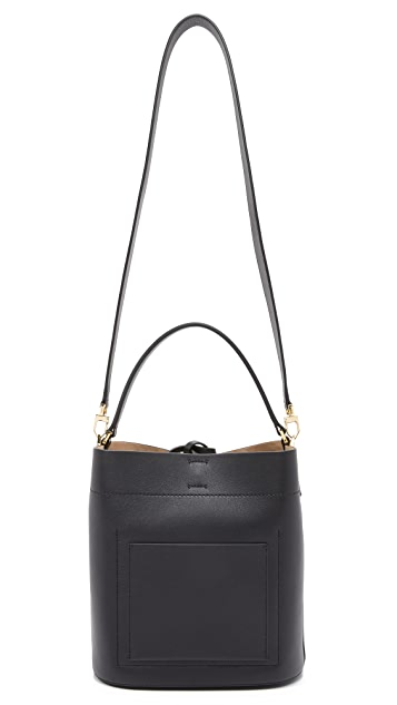 Michael Kors Collection Miranda Medium Shoulder Bag