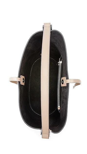 Michael Kors Collection Miranda Medium Shoulder Bag